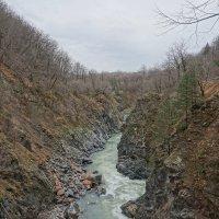 Гранитный каньон :: Fungus Interfectorem