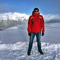 Один  день в  Сочи .( коллега, фанат  гор) :: Виталий Селиванов