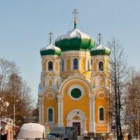Собор Святого Апостола Павла (Гатчина) :: Александр