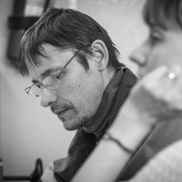 А у него только работа на уме... :: Сергей Щелкунов