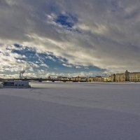 Зимний Петербург. :: Senior Веселков Петр
