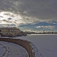 Люблю зимы твоей жестокой Недвижный воздух и мороз... :: Senior Веселков Петр