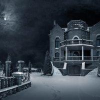Дом потомков Дракулы :: Sergey-Nik-Melnik Fotosfera-Minsk