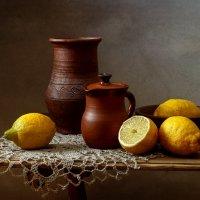 С лимонами :: Алина