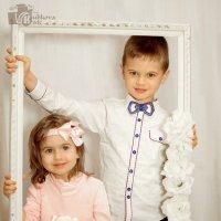 Тёма и Лиза :: Екатерина Куликова