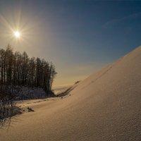 Февральское утро 2 :: Андрей Дворников