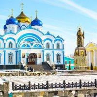 Памятник Тихону Задонскому. :: Евгений Кузнецов