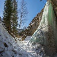 Водопад :: Dmitriy Sagurov