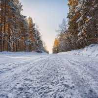 Дорога в небеса :: Роман Дудкин