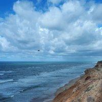 Море в Нетании 3 :: Vladimir Dunye