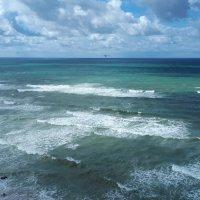 Море в Нетании 2 :: Vladimir Dunye