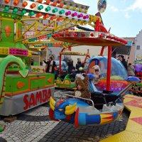 В карнавальные дни в Аугсбурге... :: Galina Dzubina