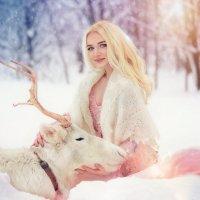 Нежность :: Фотохудожник Наталья Смирнова