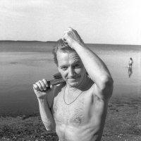 Солист балета ГАБТ СССР Мариус Лиепа. :: Игорь Олегович Кравченко