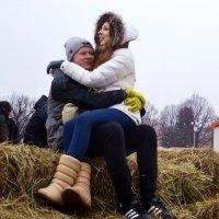 Любовь на сеновале :: Владимир Болдырев