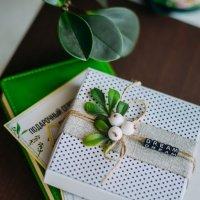Подарочный сертификат к Весенним праздникам. :: Юлия
