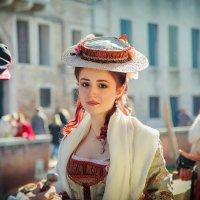 Девушки Венецианского карнавала :: Владимир Хижко