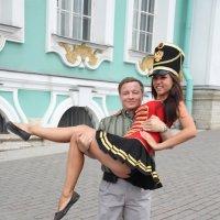 С девушкой :: Роман Мишур