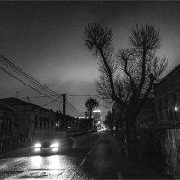 Тёмный квартал... :: Беспечный Ездок