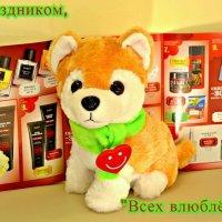 Я вас люблю. :: Михаил Столяров
