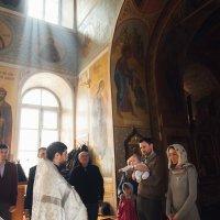 Крещение Мирры :: Алена Шпинатова