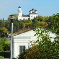 Вид на монастырь :: Александр Подгорный