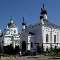 Храмы Мглина. Брянская область :: MILAV V