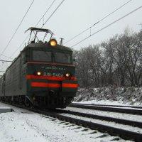 ВЛ11 - 646А :: Сергей Уткин