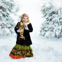 Масленица :: Елена Рябчевская