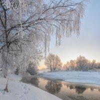 Утро на Серой :: Николай Андреев