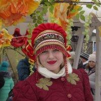 Праздничные мероприятия в Рыбинске в честь праздника Масленницы! :: нина