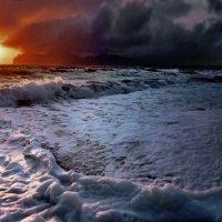 """""""...Из пены отходящего потока, на берег тихо выбралась любовь..."""" :: viton"""
