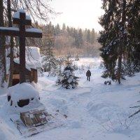 Источник святого Иринарха в Кондаково :: ГАЛИНА Баранова