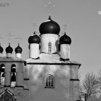 Православная церковь в Тярлево :: Тамара Рубанова