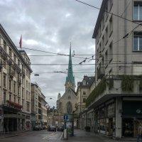 Улица Цюриха. :: Олег Кузовлев