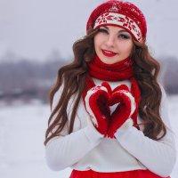 Happy Valentine's Day :: Дарья