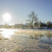 Мороз и солнце; день чудесный! :: алексей чусовской