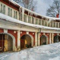 Музыка к этой зиме не подобрана? :: Ирина Данилова