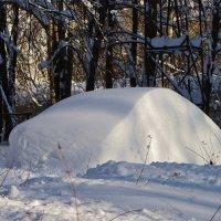 Зимняя упаковка, угадай-ка марку авто ? :: Святец Вячеслав