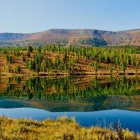 озеро Кёк-кель :: Николай Мальцев