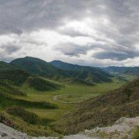 Панорамы Алтая :: Алексей Мезенцев