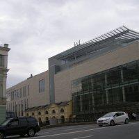 Мариинка новое здание :: Анна Воробьева