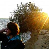 Доброе утро на природе) :: Евгения Трушкина