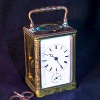 каретные часы :: Адик Гольдфарб