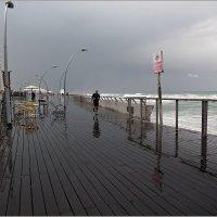Пробежка под дождем. :: Lmark