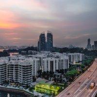 Окраина Сингапура. :: Edward J.Berelet