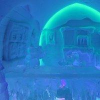 Ледяная столовая :: Ольга