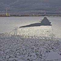 Ледяная асимметрия. :: Senior Веселков Петр