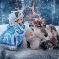 Зима :: Ирина Слайд
