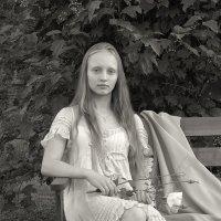 В саду. :: Александр Смирнов